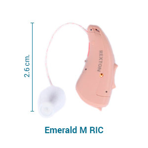 Emerald M RIC