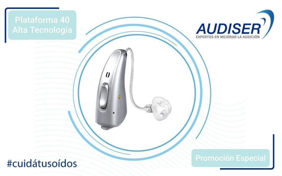 AUDÍFONOS AUDISER - Cuidá tus oídos